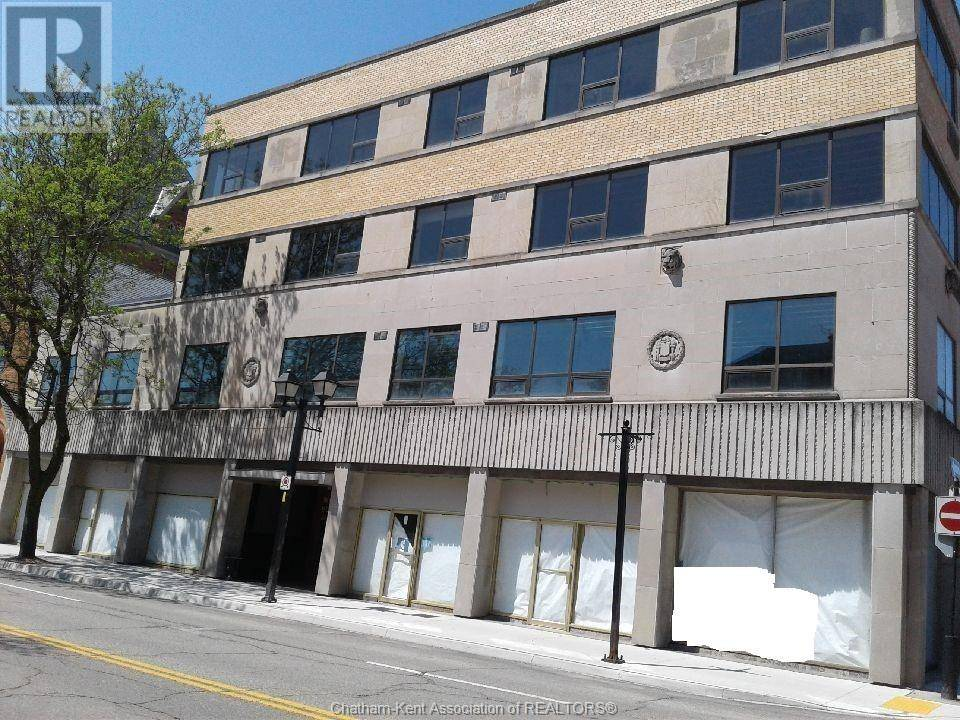 Commercial property for lease at 48 Fifth St Chatham Ontario - MLS: 19018867