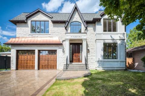 House for sale at 48 Fonthill Blvd Markham Ontario - MLS: N4489072