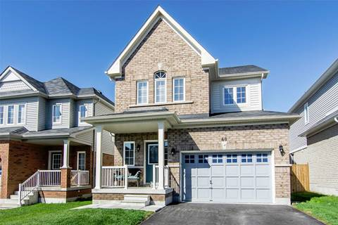 House for sale at 48 Forrester Dr Clarington Ontario - MLS: E4460975