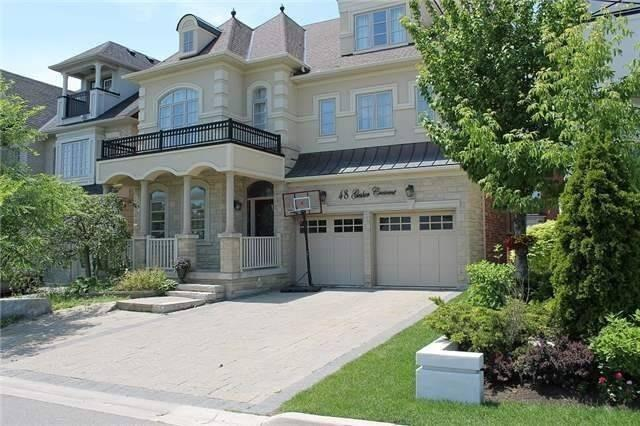 For Sale: 48 Gesher Crescent, Vaughan, ON   4 Bed, 5 Bath House for $1672000.00. See 20 photos!
