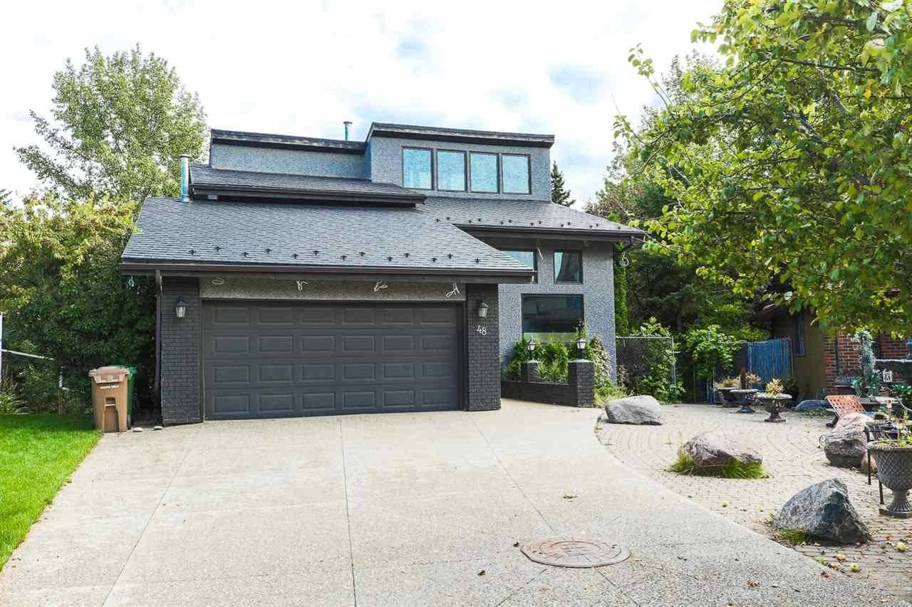 House for sale at 48 Goodridge Dr St. Albert Alberta - MLS: E4173713