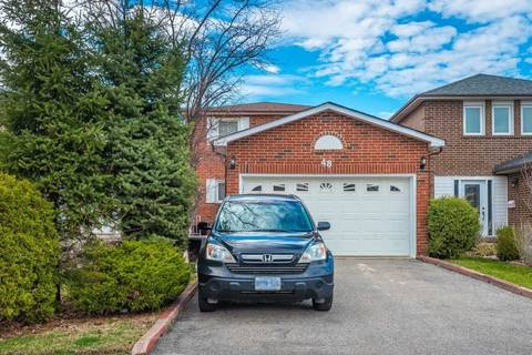 House for sale at 48 Gray Cres Richmond Hill Ontario - MLS: N4432487
