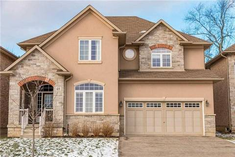 House for sale at 48 Gregorio Ct Hamilton Ontario - MLS: X4616281