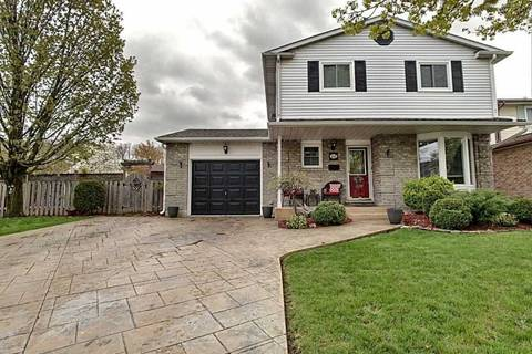 House for sale at 48 Harbrite Dr Hamilton Ontario - MLS: X4460544