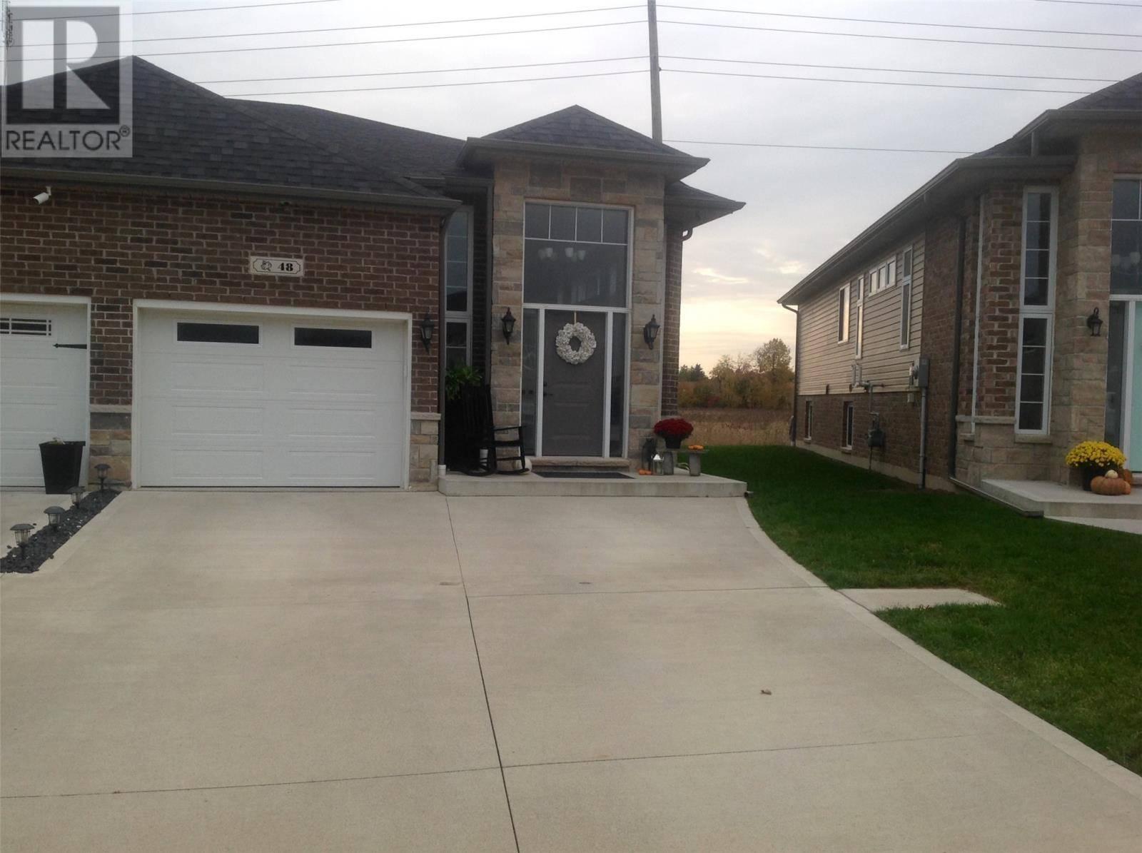House for sale at 48 Hazel Cres Kingsville Ontario - MLS: 20000907