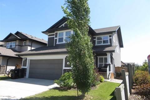 House for sale at 48 Heatherglen Dr Spruce Grove Alberta - MLS: E4162093
