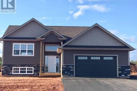 House for sale at 48 Hillside Meadows Dr Cornwall Prince Edward Island - MLS: 201906205