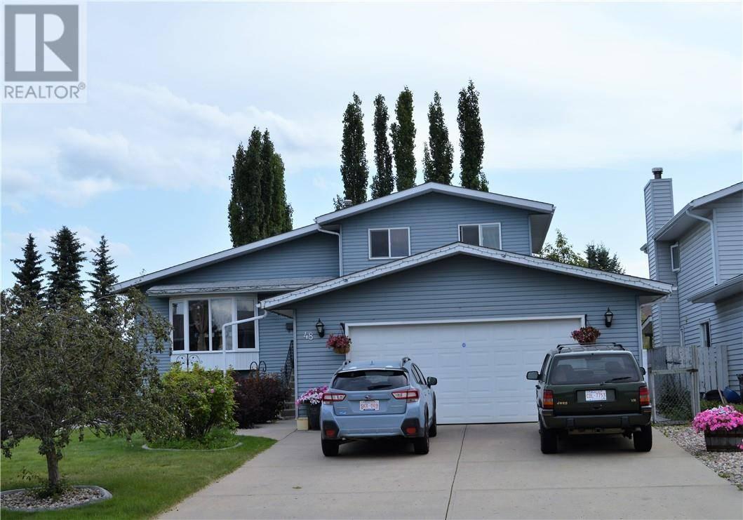 House for sale at 48 Huget Cres Red Deer Alberta - MLS: ca0175124