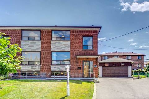 Townhouse for sale at 48 Ianhall Rd Toronto Ontario - MLS: W4573037