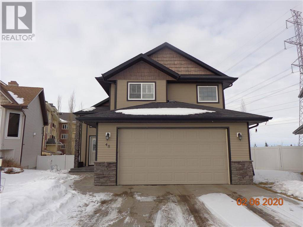 House for sale at 48 Isbister Cs Red Deer Alberta - MLS: ca0188402