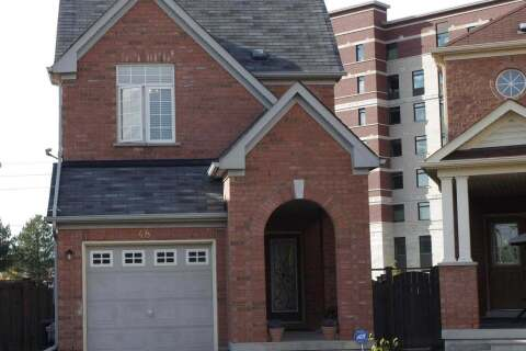 House for sale at 48 Jack Monkman Cres Markham Ontario - MLS: N4932898