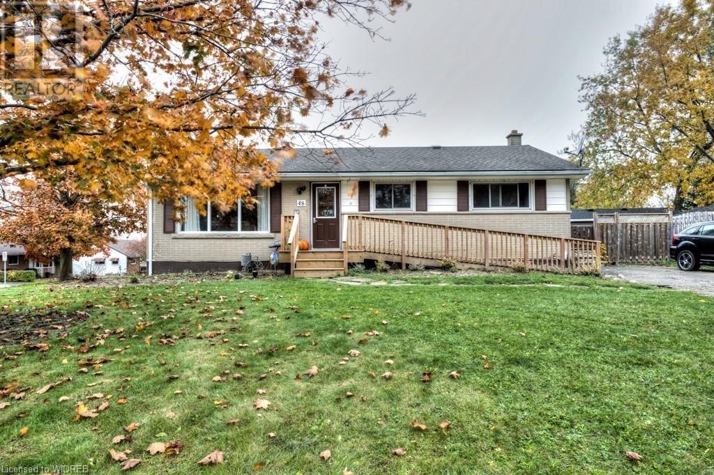 House for sale at 48 Jutland Pl Woodstock Ontario - MLS: 40038679