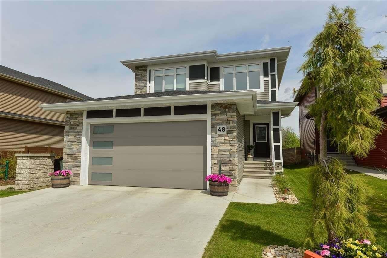House for sale at 48 Kensington Cl Spruce Grove Alberta - MLS: E4185155