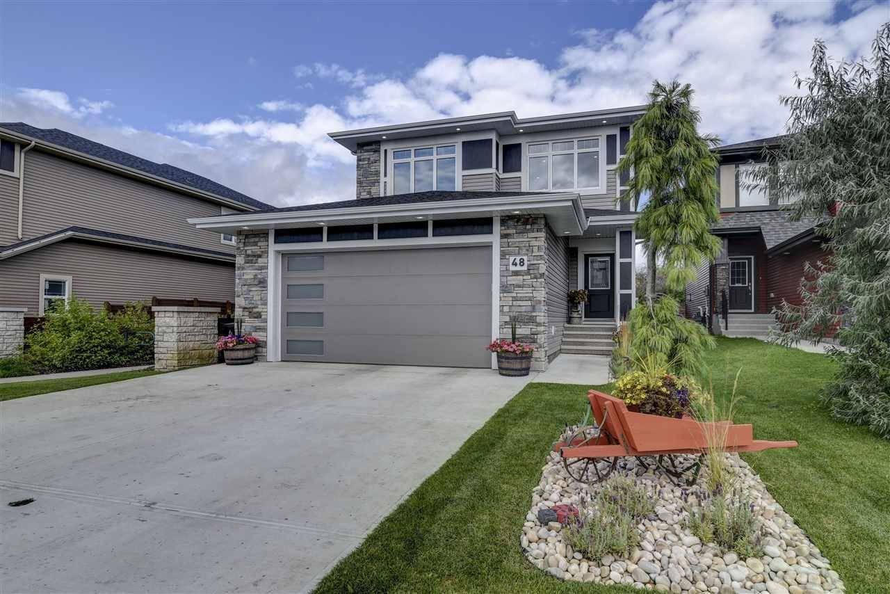 House for sale at 48 Kensington Cs Spruce Grove Alberta - MLS: E4169846