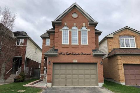 House for sale at 48 Lafayette Blvd Whitby Ontario - MLS: E4442274