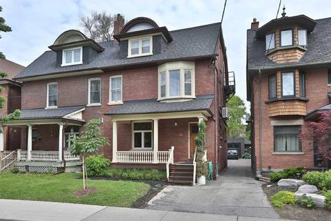 Townhouse for rent at 48 Langley Ave Toronto Ontario - MLS: E4489176