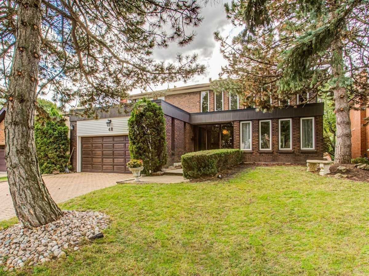 For Sale: 48 Leacock Crescent, Toronto, ON | 4 Bed, 4 Bath House for $2098000.00. See 21 photos!