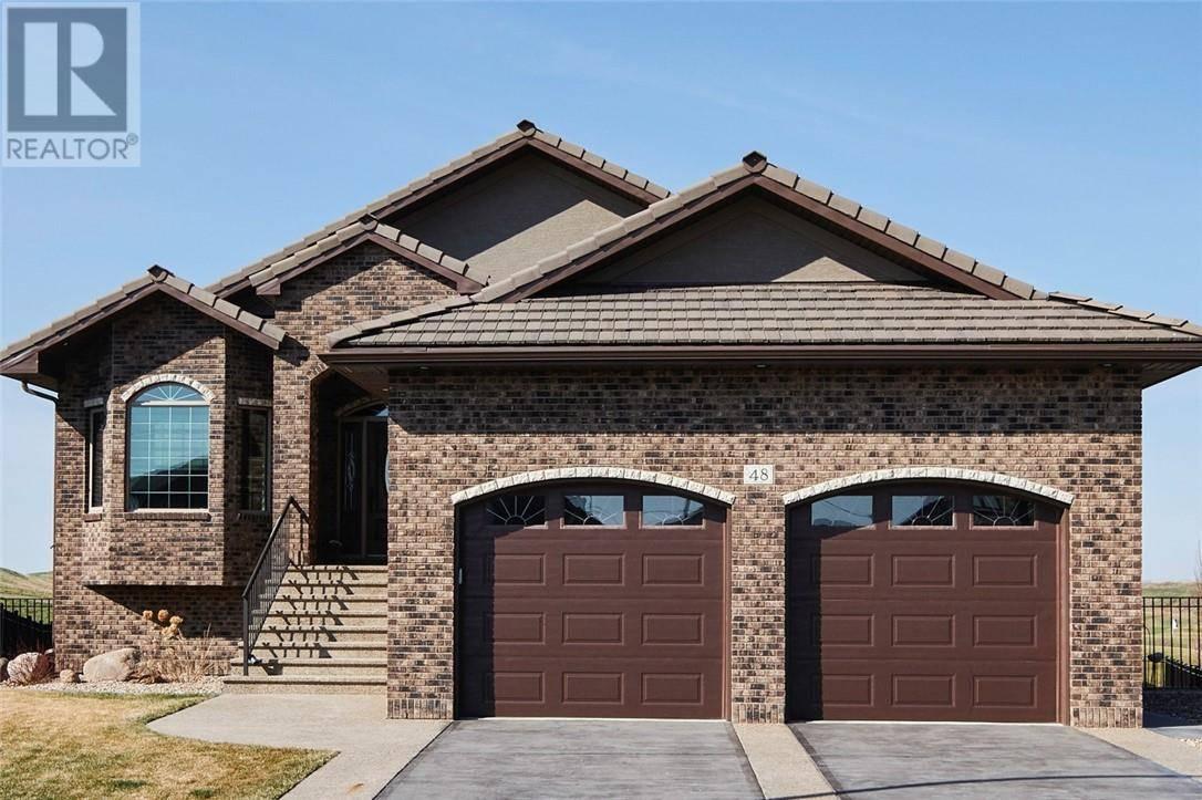 House for sale at 48 Links Pl Sw Desert Blume Alberta - MLS: mh0185260