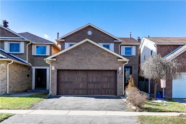 Removed: 48 Lisa Crescent, Vaughan, ON - Removed on 2018-05-05 05:46:10