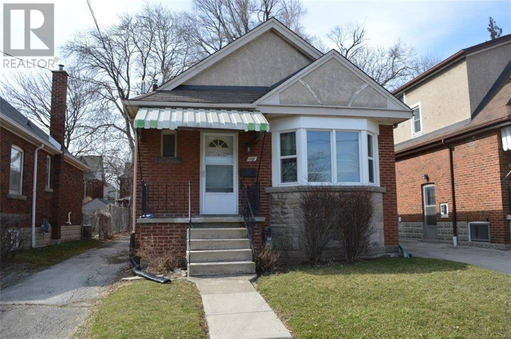 House for sale at 48 Longwood Rd South Hamilton Ontario - MLS: 30800484