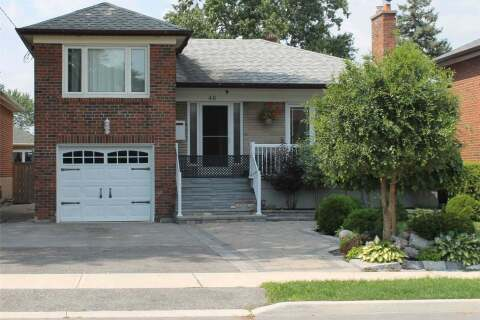 House for rent at 48 Lozoway Dr Toronto Ontario - MLS: E4864297