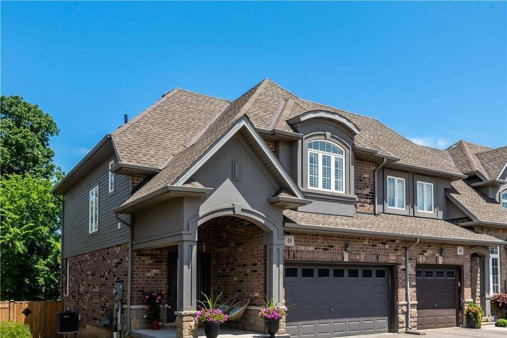 Townhouse for sale at 48 Madonna Dr Hamilton Ontario - MLS: H4081964