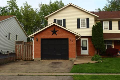 House for sale at 48 Mayfair Dr Welland Ontario - MLS: 30738486
