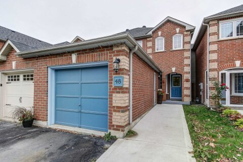 Townhouse for sale at 48 Mccleave Cres Brampton Ontario - MLS: W4973795