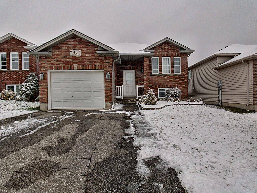 House for sale at 48 Mcguiness Dr Brantford Ontario - MLS: H4069132