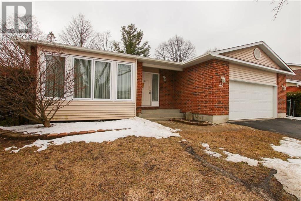 House for sale at 48 Mcintosh Pl Kanata Ontario - MLS: 1187662