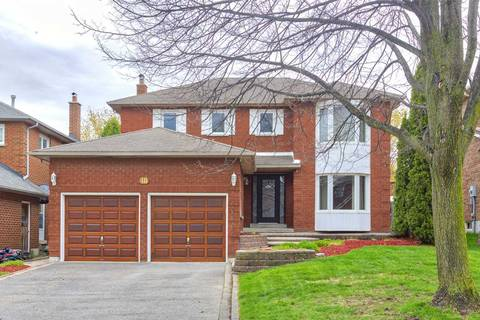 House for sale at 48 Millstone Cres Whitby Ontario - MLS: E4454688