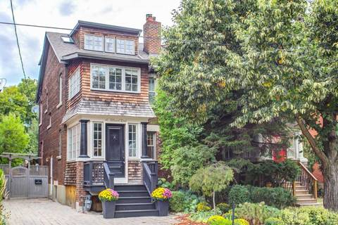 Townhouse for sale at 48 Millwood Rd Toronto Ontario - MLS: C4596636