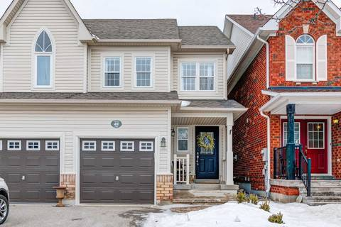 Townhouse for sale at 48 Milroy Ln Markham Ontario - MLS: N4386405