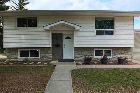 House for sale at 48 Mitchell Cres Regina Saskatchewan - MLS: SK776719