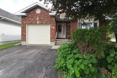 House for sale at 48 Newborough Cres Ottawa Ontario - MLS: 1158443