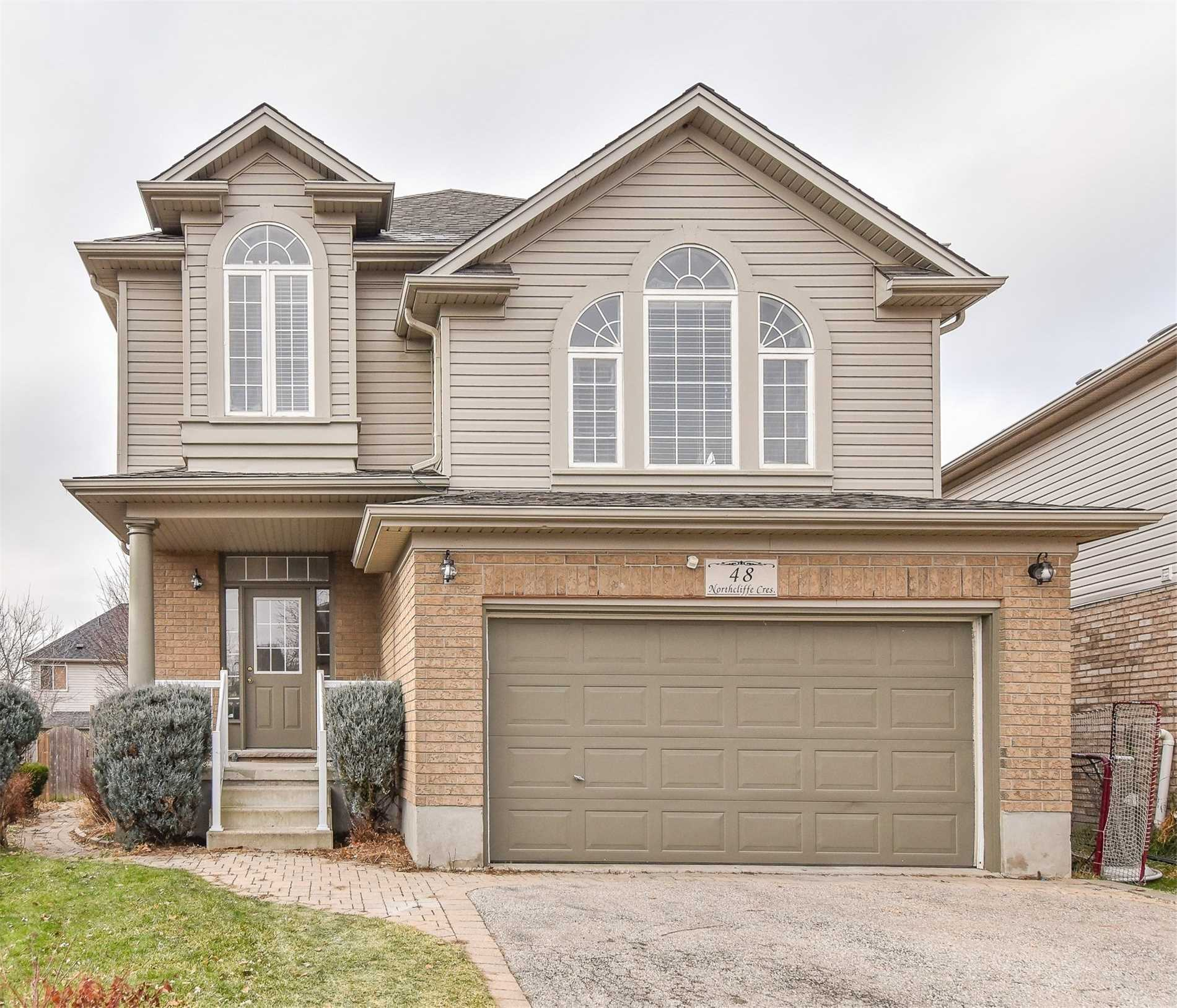 House for sale at 48 Northcliffe Crescent Cambridge Ontario - MLS: X4330705