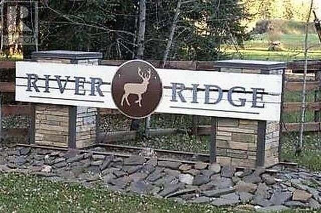 Residential property for sale at 48 River Ridge Estates Edson Rural Alberta - MLS: 52573