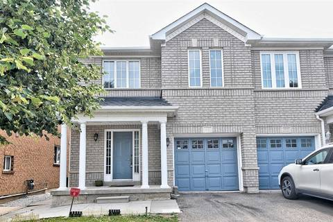 Townhouse for sale at 48 Rivermere Ct Brampton Ontario - MLS: W4523412