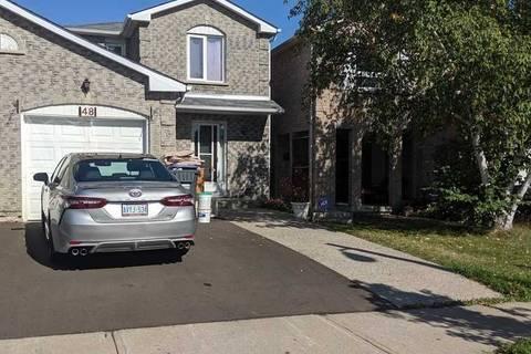House for rent at 48 Sandmere Ave Brampton Ontario - MLS: W4605520