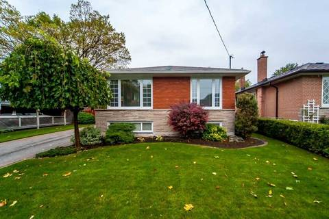 House for sale at 48 Saratoga Dr Toronto Ontario - MLS: E4609921