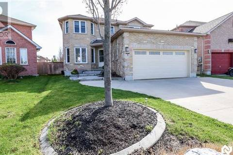 House for sale at 48 Shaina Ct Barrie Ontario - MLS: 30731941