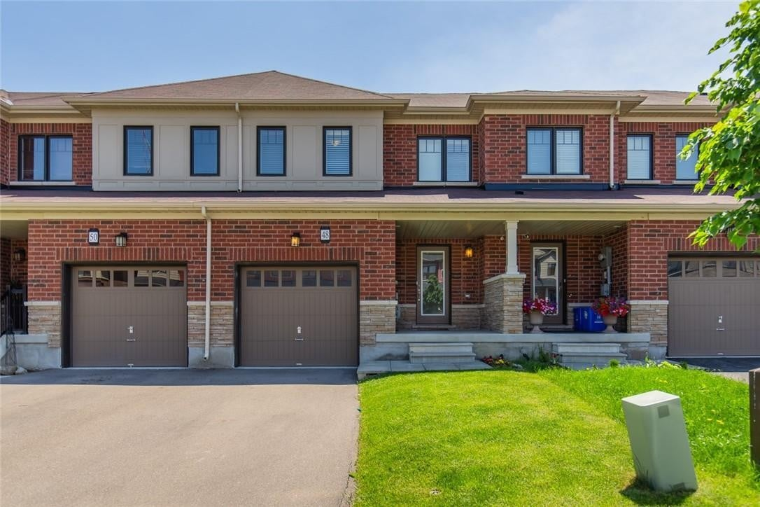 Townhouse for sale at 48 Sherway St Stoney Creek Ontario - MLS: H4079457