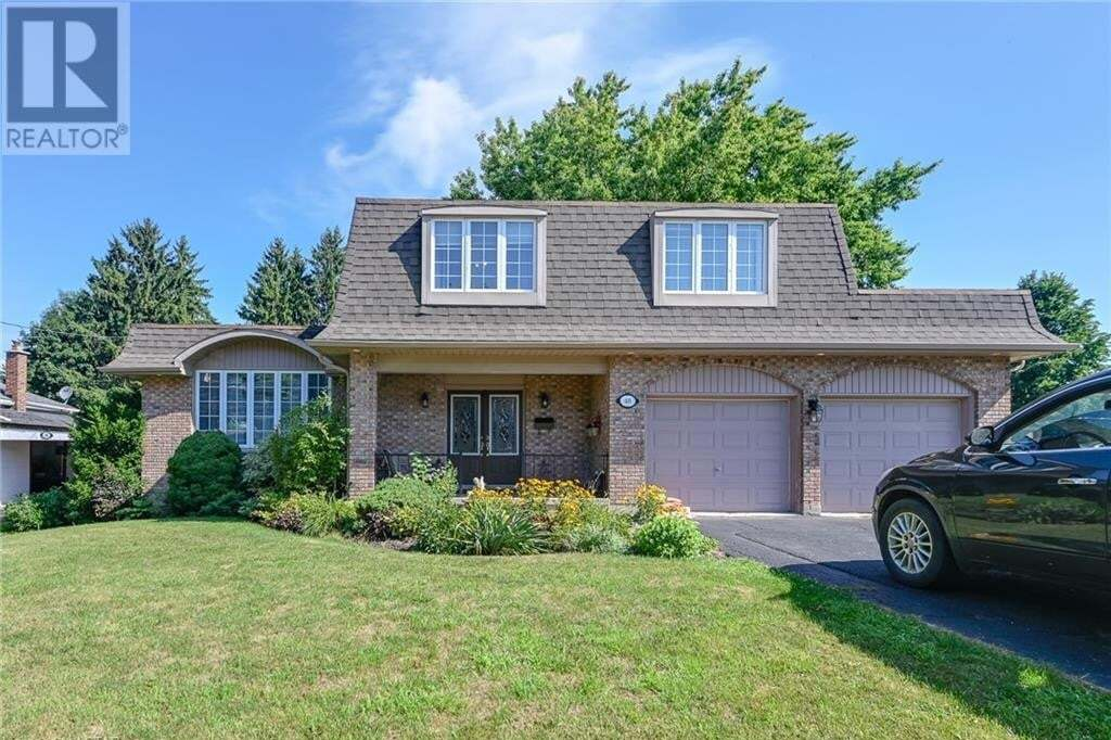 House for sale at 48 South Edgeware Rd St. Thomas Ontario - MLS: 276611