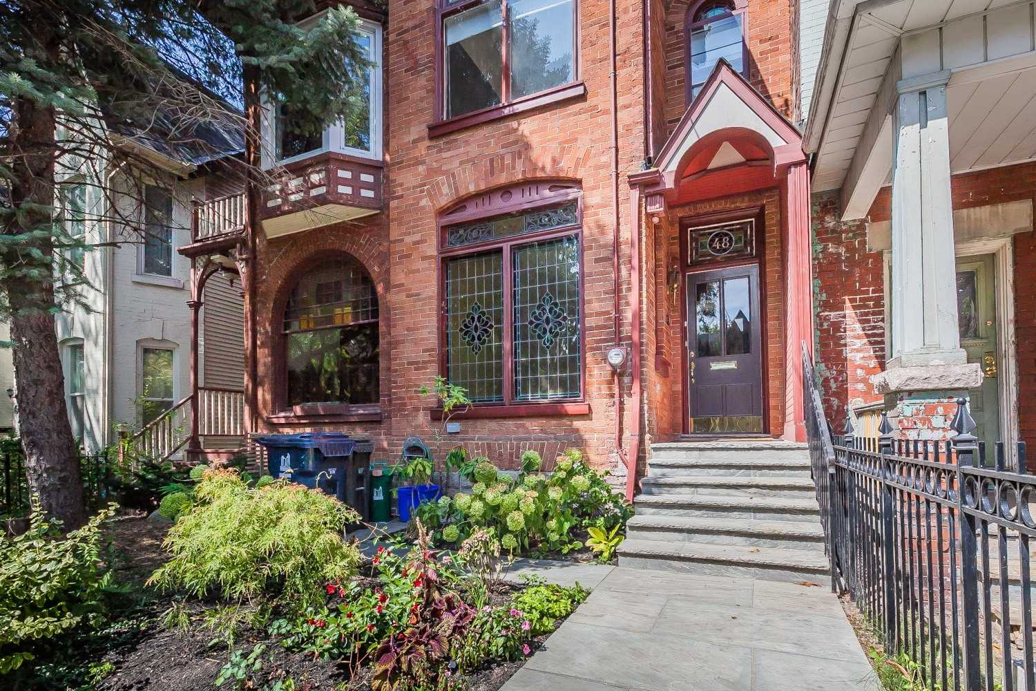 For Sale: 48 Spruce Street, Toronto, ON | 3 Bed, 5 Bath Townhouse for $1650000.00. See 20 photos!