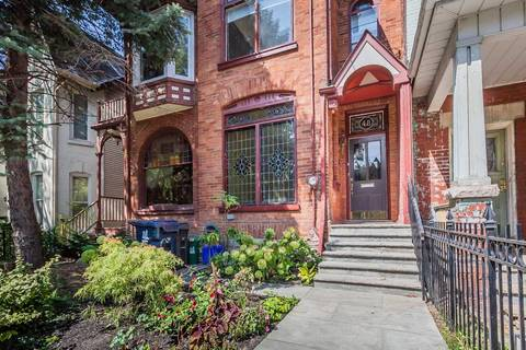 Townhouse for sale at 48 Spruce St Toronto Ontario - MLS: C4674441