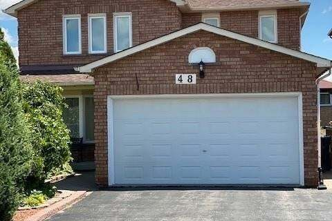 House for sale at 48 St George's Pl Brampton Ontario - MLS: W4808719