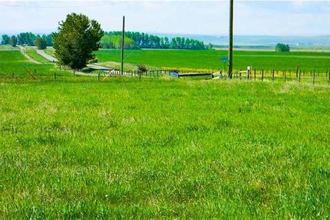 Home for sale at  48 St West, 562 Ave  Rural Foothills County Alberta - MLS: C4259332