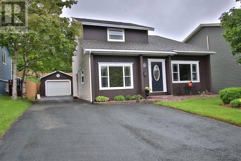 House for sale at 48 Stirling Cres St. John's Newfoundland - MLS: 1198862