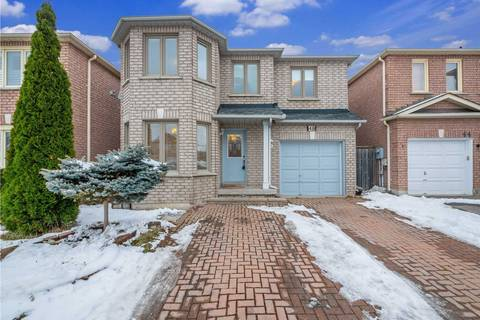 House for sale at 48 Stonebriar Dr Vaughan Ontario - MLS: N4692588
