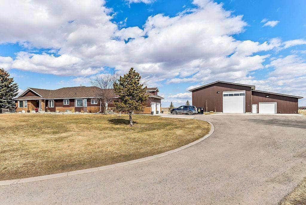 House for sale at  48 St E Rural Foothills M.d. Alberta - MLS: C4236961